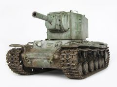 Trumpeter 1/35 Russian KV2: Lim Sin How