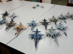 F-5 Family Group build @ 21 Oct 2017, HHQ